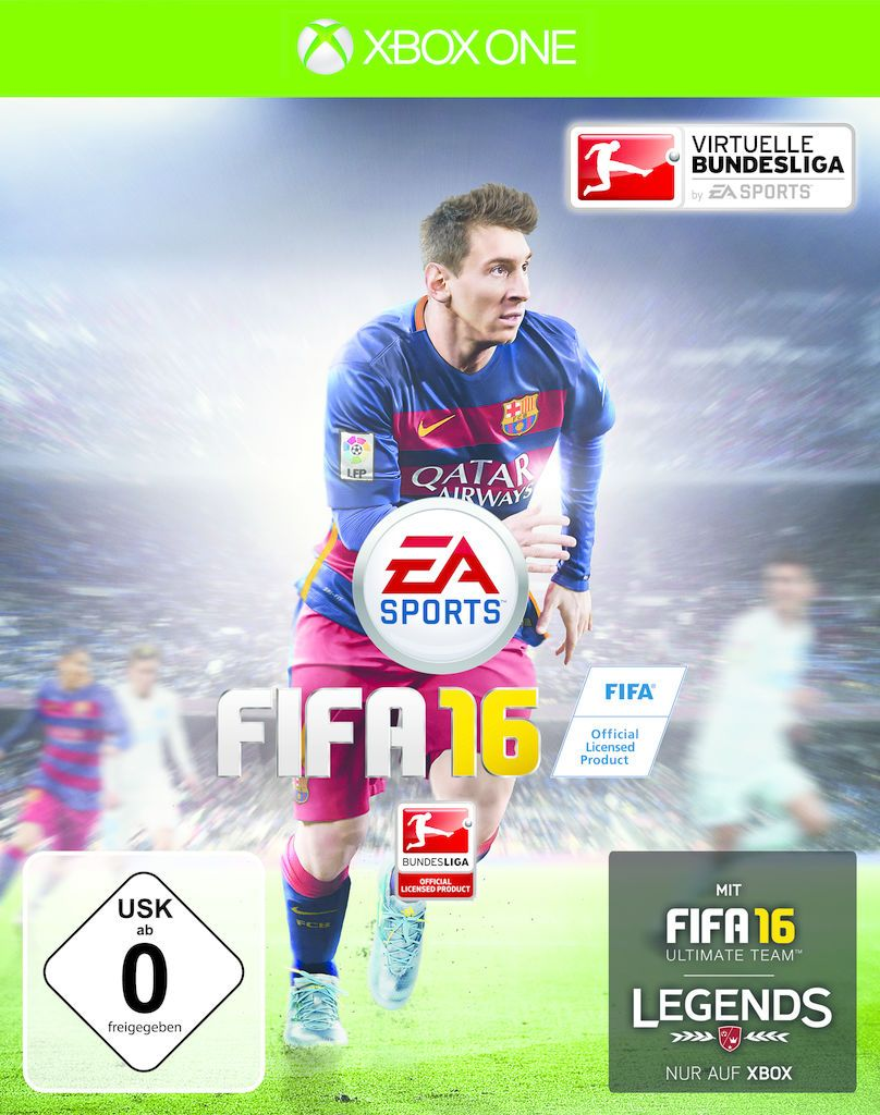 ELECTRONIC ARTS Electronic Arts XBOX One - Spiel »FIFA 16«