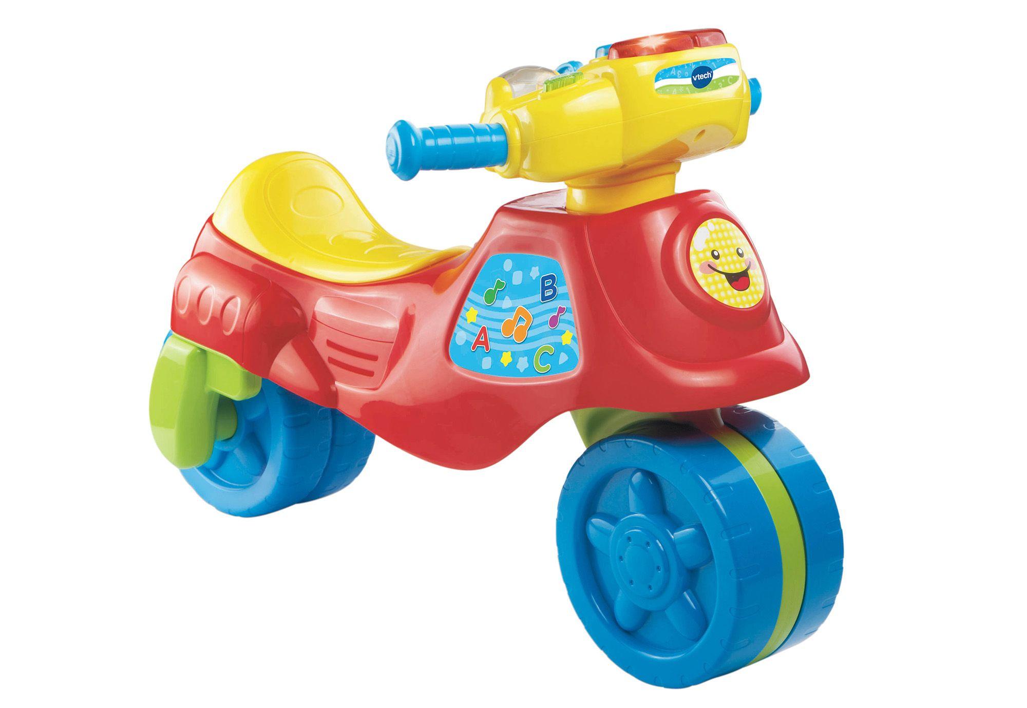 VTECH 2-in-1 Motorrad, Kinderfahrzeug