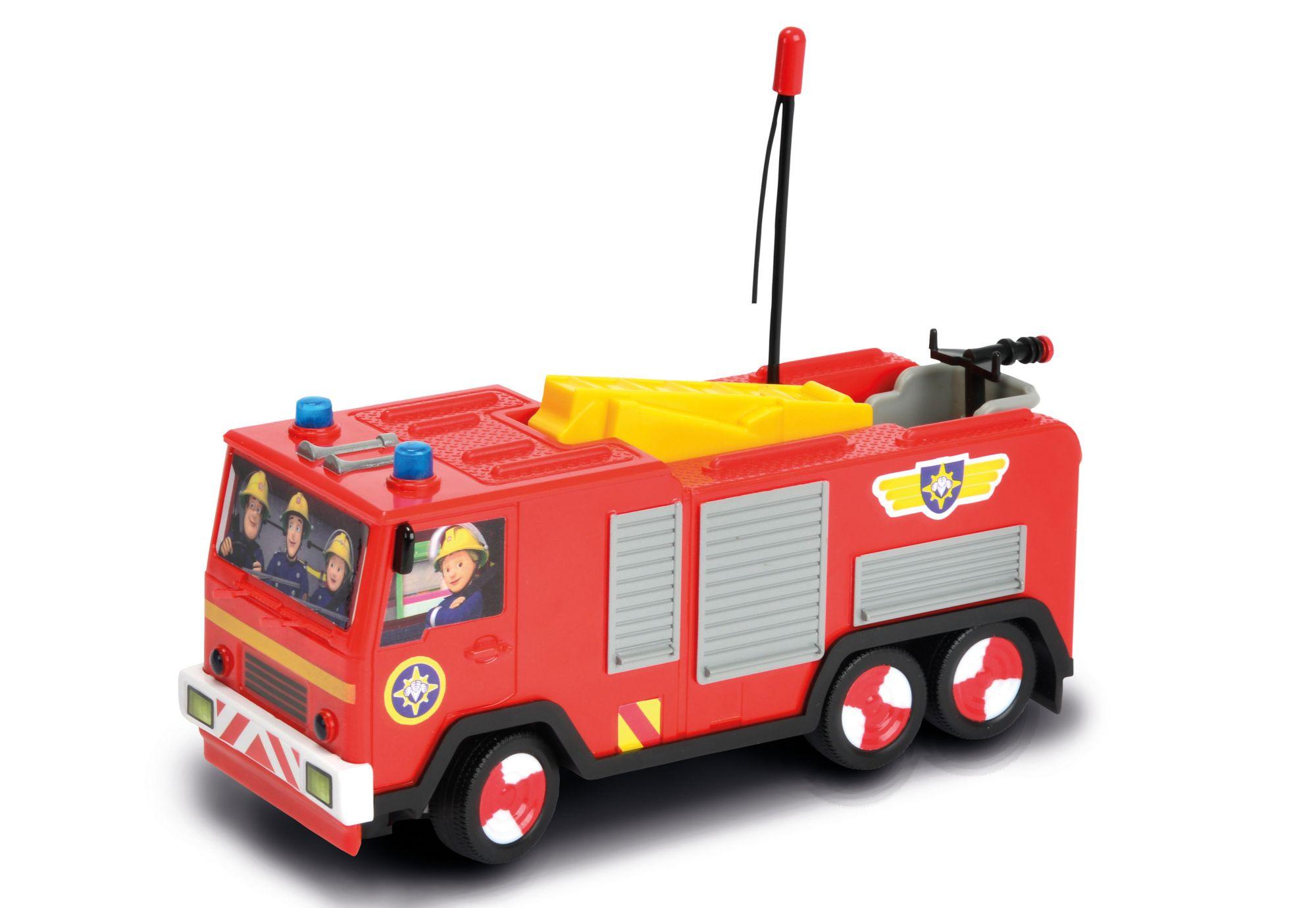 DICKIE TOYS Dickie Toys RC-Auto mit Licht und Sound, »Feuerwehr Sam Jupiter«