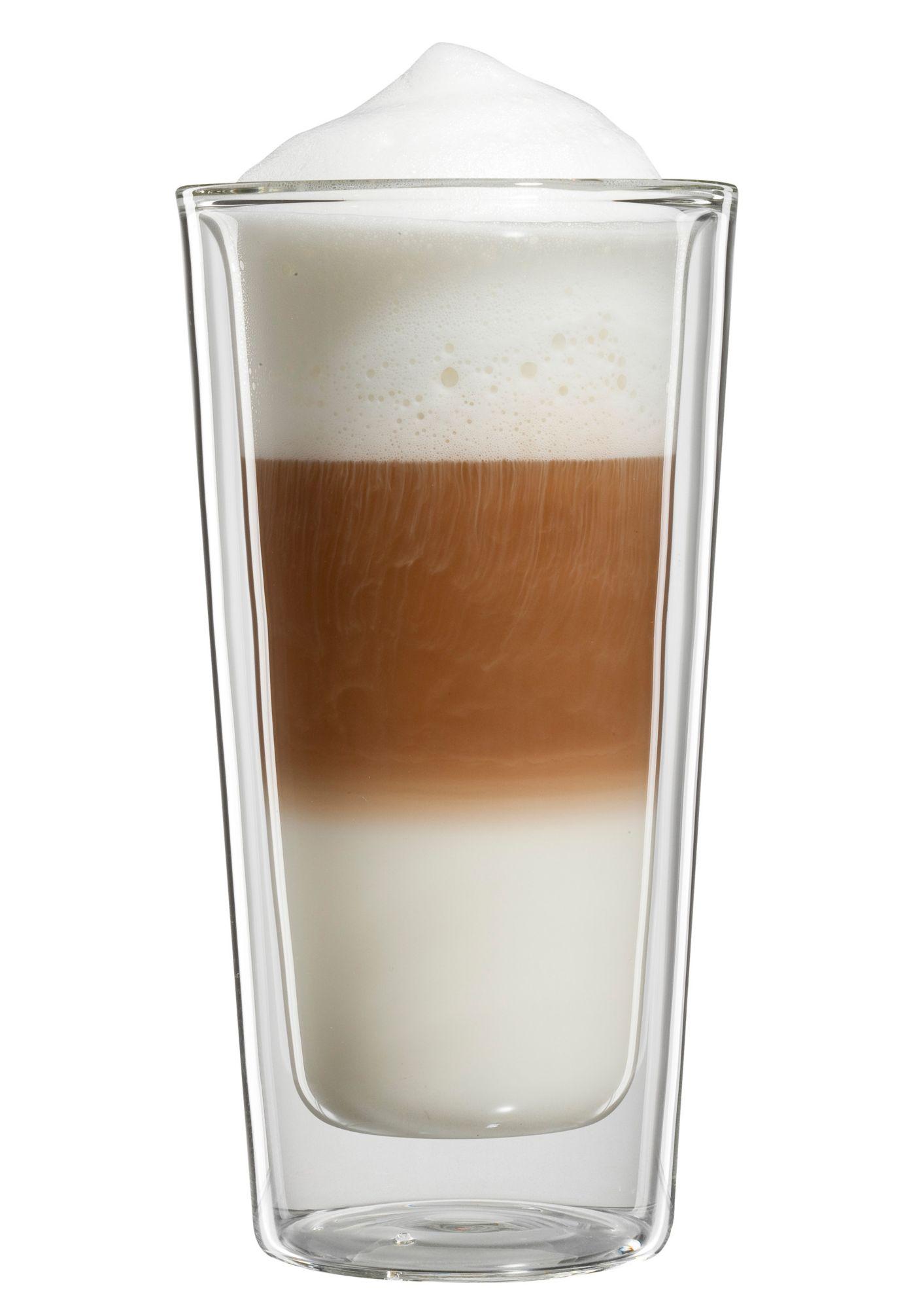 BLOOMIX bloomix Latte Macchiato-Glas, 4er Set, »Milano Grande«