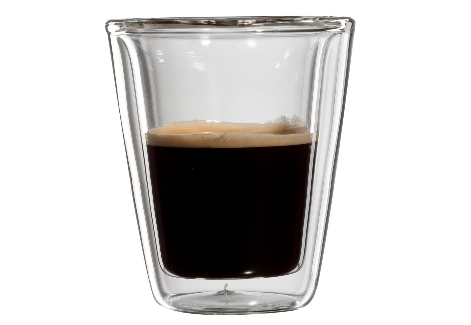 BLOOMIX bloomix Espresso-Glas, 4er Set, »Milano«, 80 ml