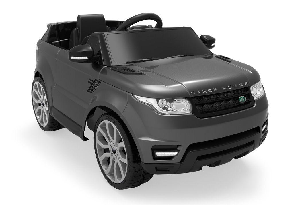 FEBER Feber Elektrofahrzeug, »Range Rover 6V schwarz«