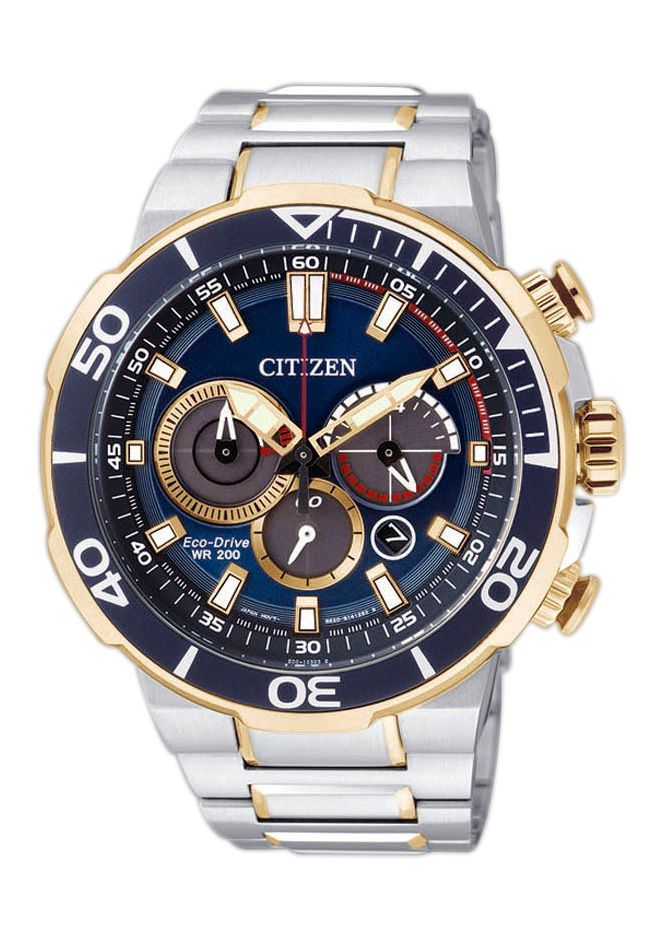 CITIZEN Citizen Chronograph »CA4254-53L«