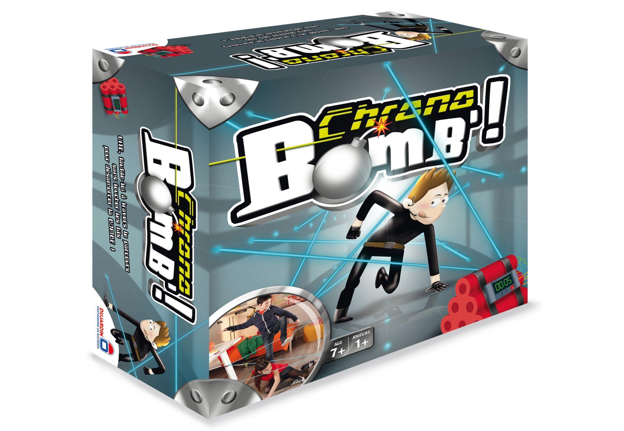 IMC TOYS IMC Toys Geschicklichkeitsspiel, »Chrono Bomb«