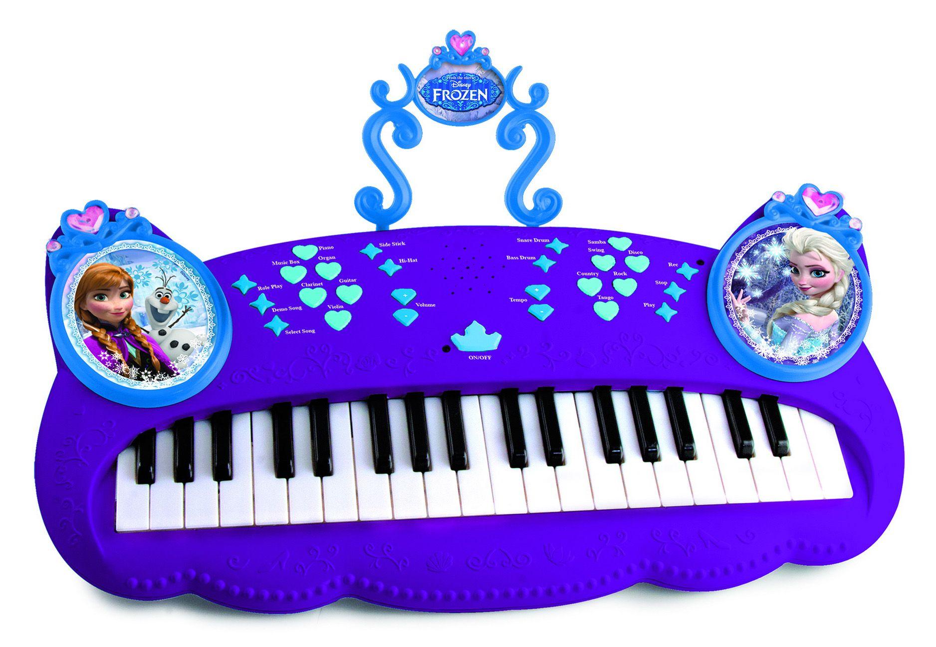 IMC TOYS IMC Toys Kinder Keyboard, »Disney Die Eiskönigin«