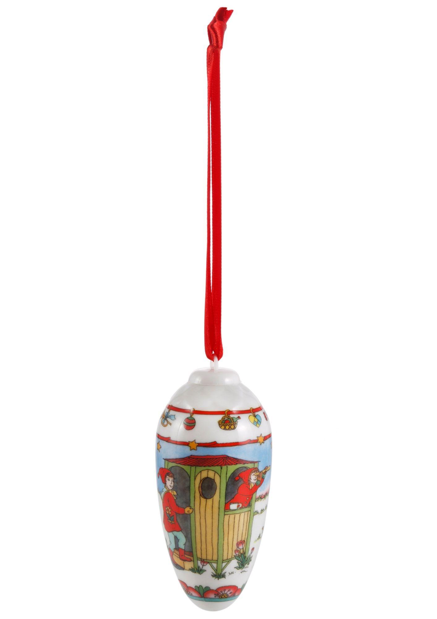 HUTSCHENREUTHER   Weihnachtszapfen 2015, »Am Hochsitz«