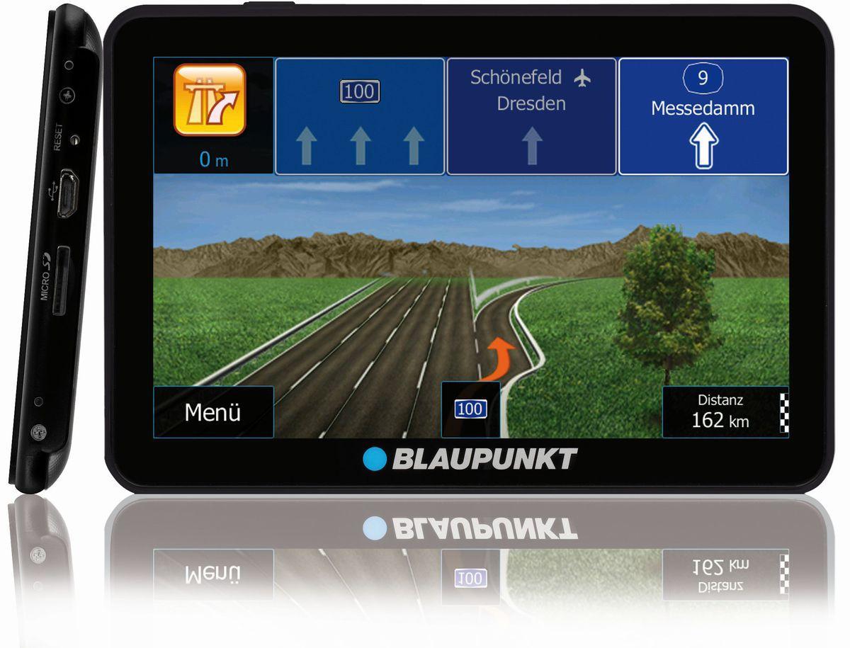 BLAUPUNKT Blaupunkt Navigationsgerät »Travelpilot 54 Truck EU LMU«