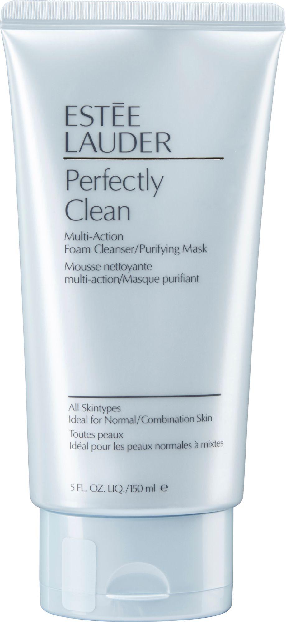 ESTEE LAUDER Estée Lauder, »Perfectly Clean Multi-Action«, Reinigungsschaum und Maske