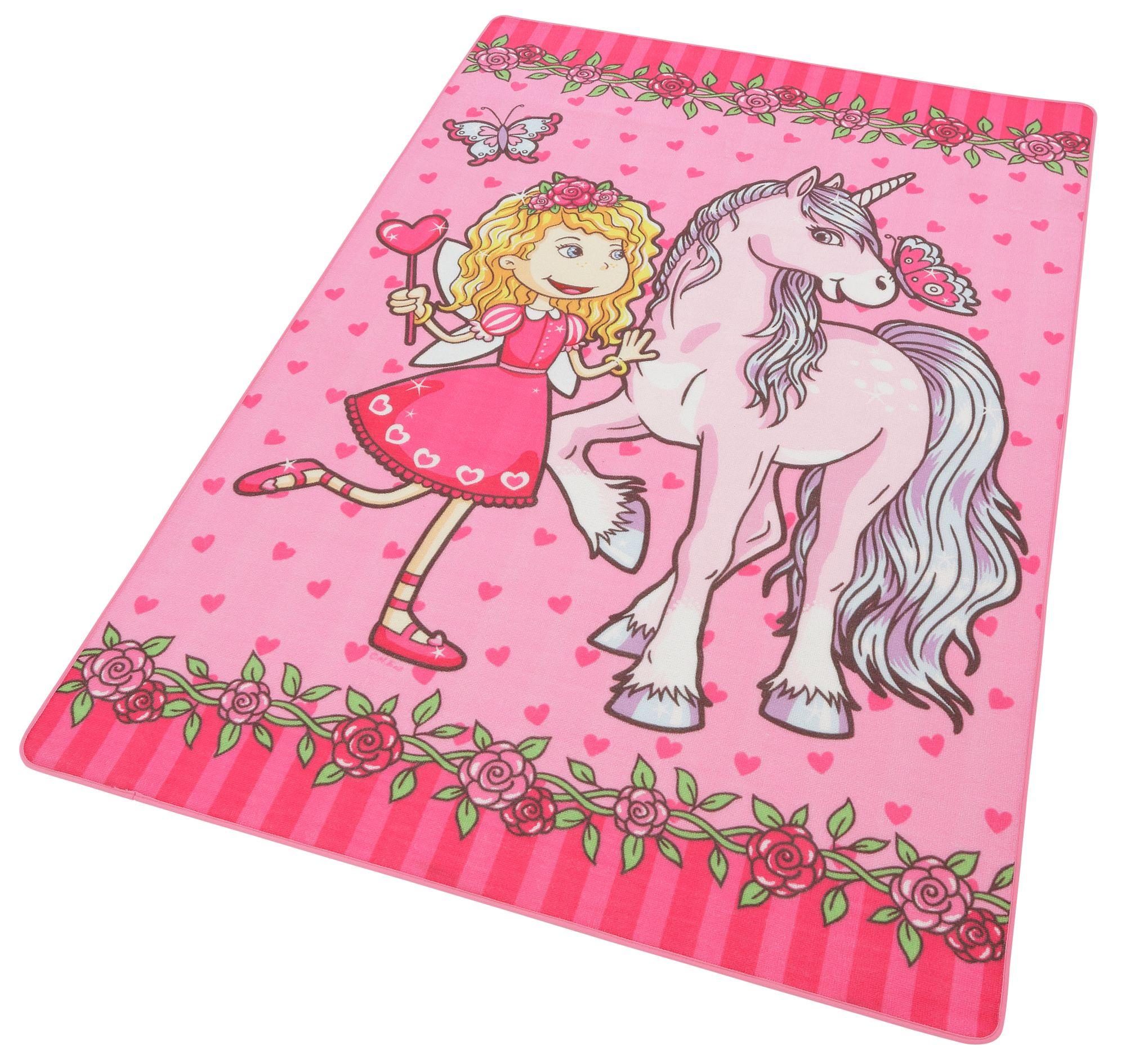 BÖING CARPET Kinder-Teppich, Böing Carpet, »Lovely Kids LK-9«