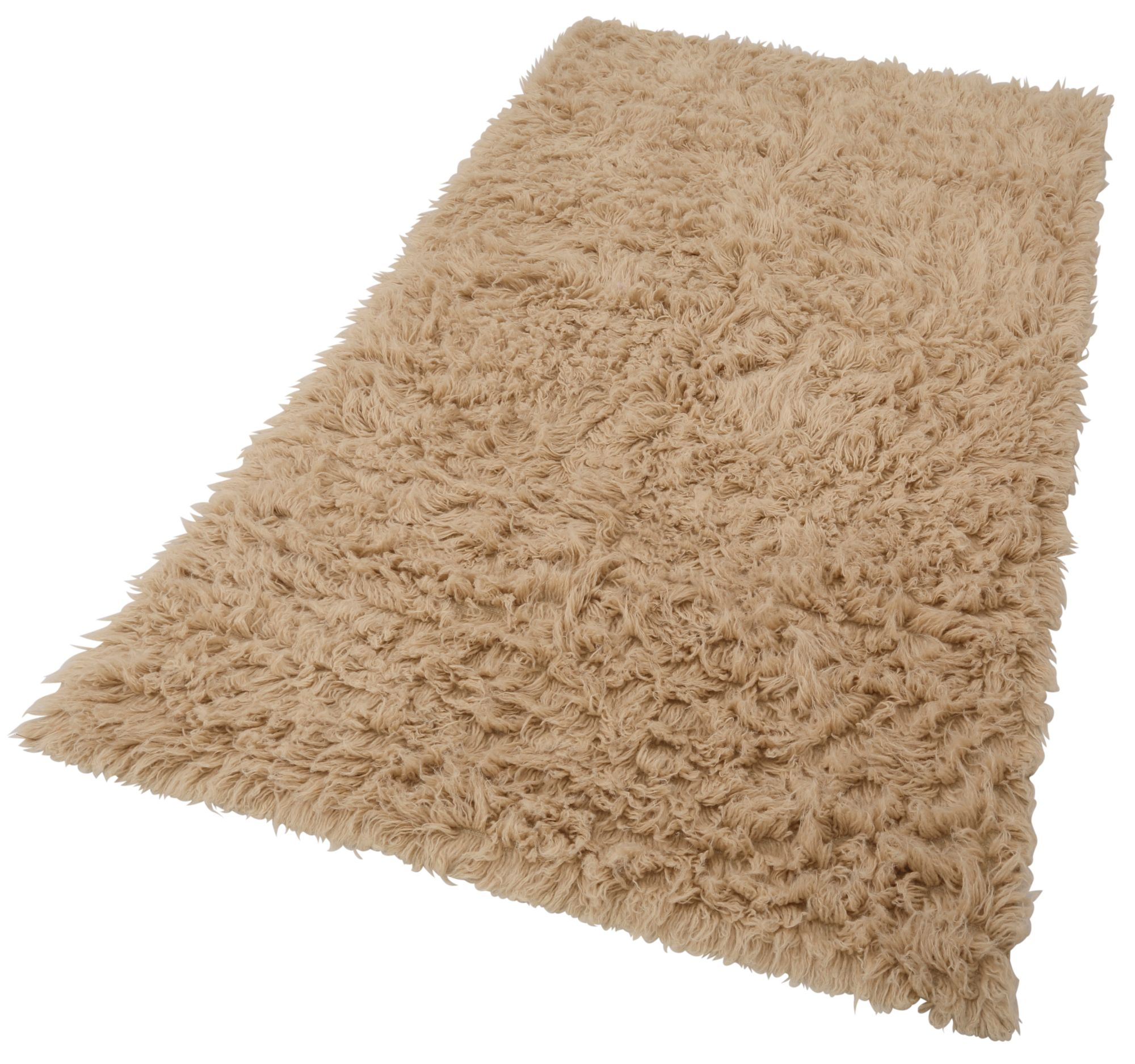 BÖING CARPET Fell-Teppich, Böing Carpet, »Flokati 1500 g«, handgearbeitet, Wolle