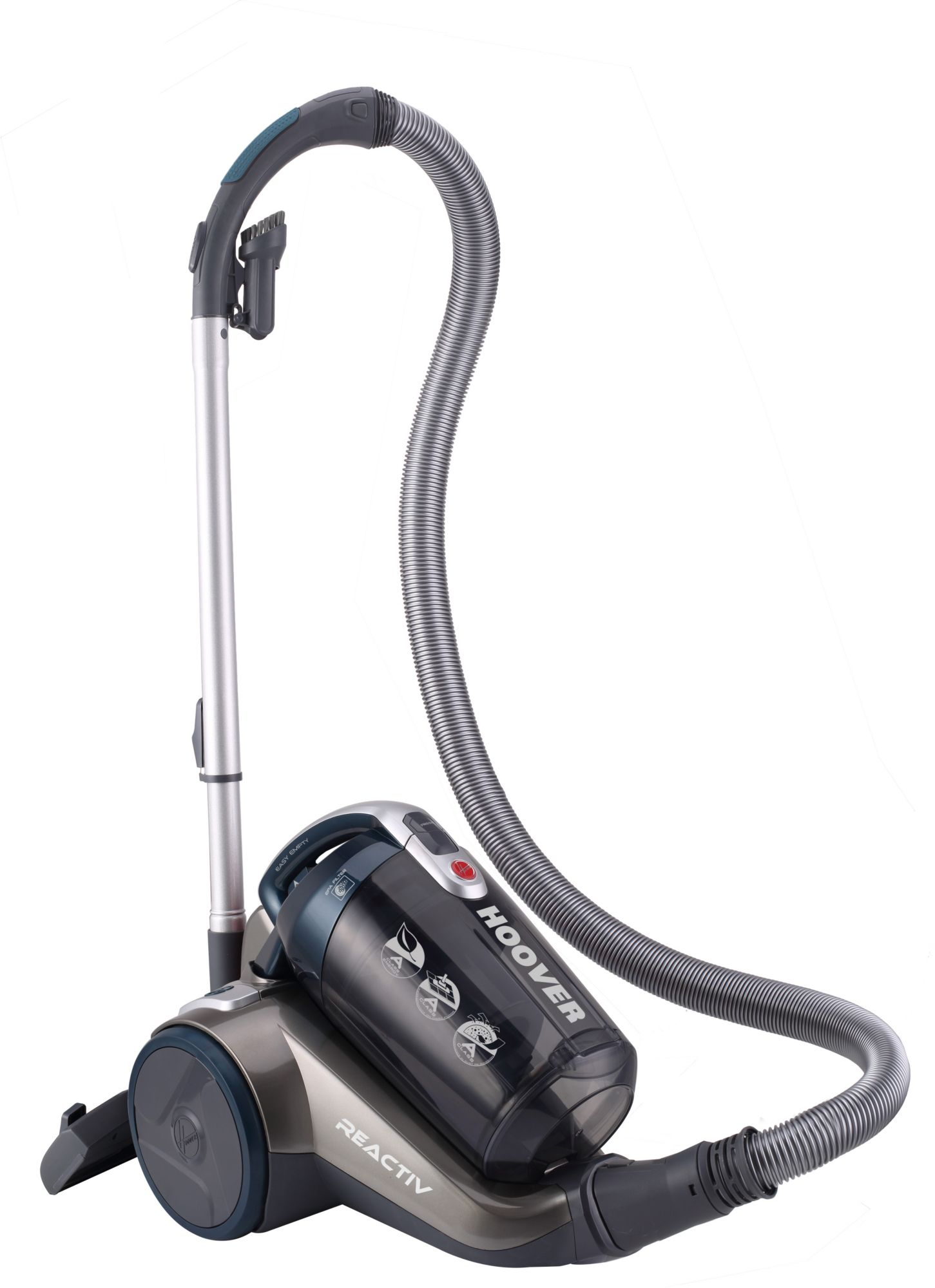 HOOVER Hoover Bodenstaubsauger ohne Staubbeutel Reactiv RC71_RC30
