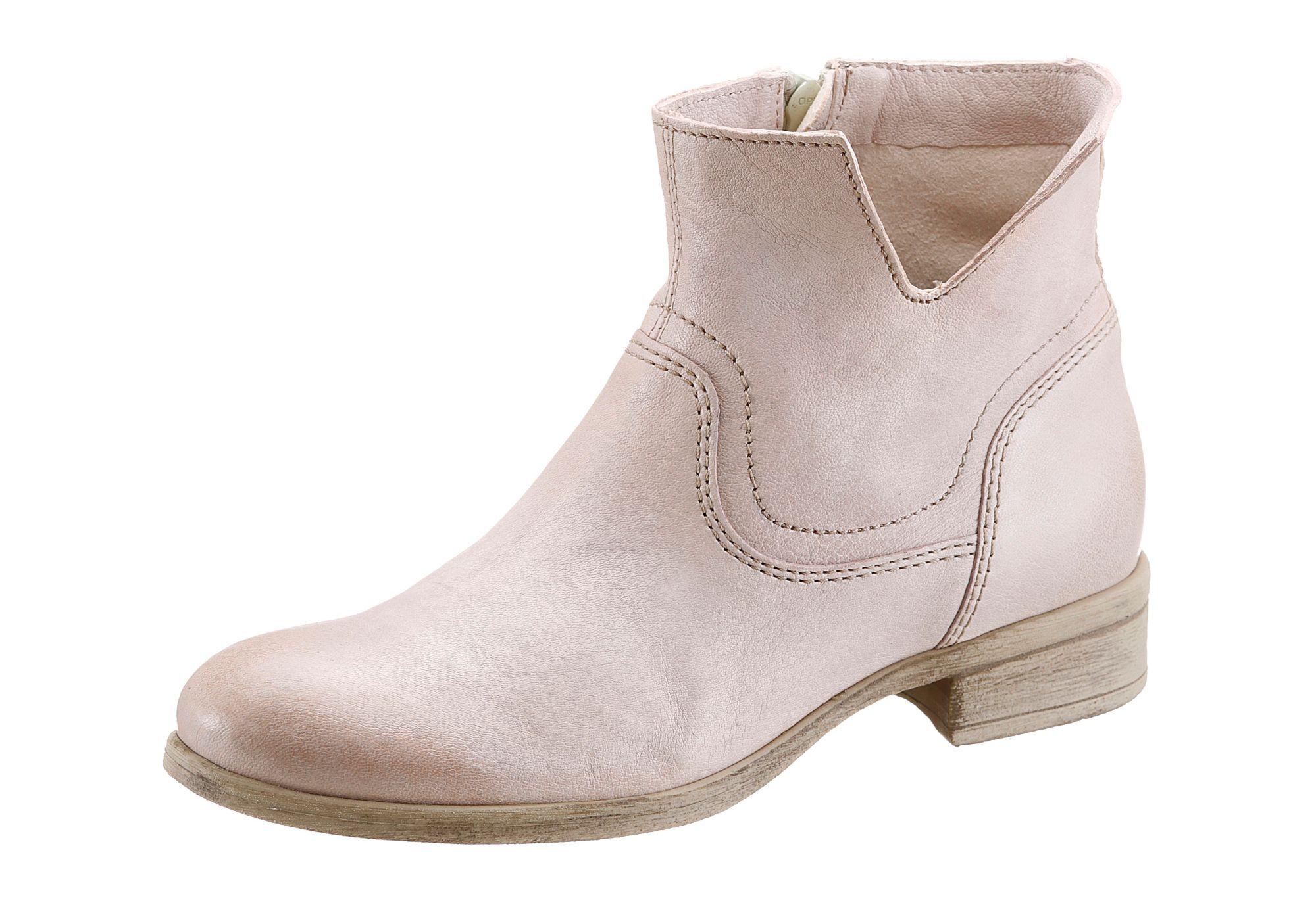 ARIZONA Arizona Boots im trendigen Used-Look