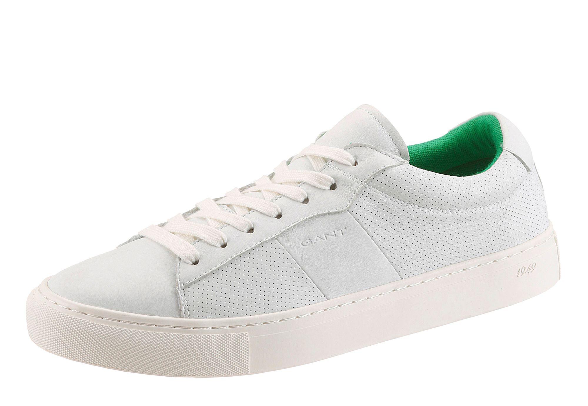 GANT FOOTWEAR GANT Sneaker teilweise perforiert