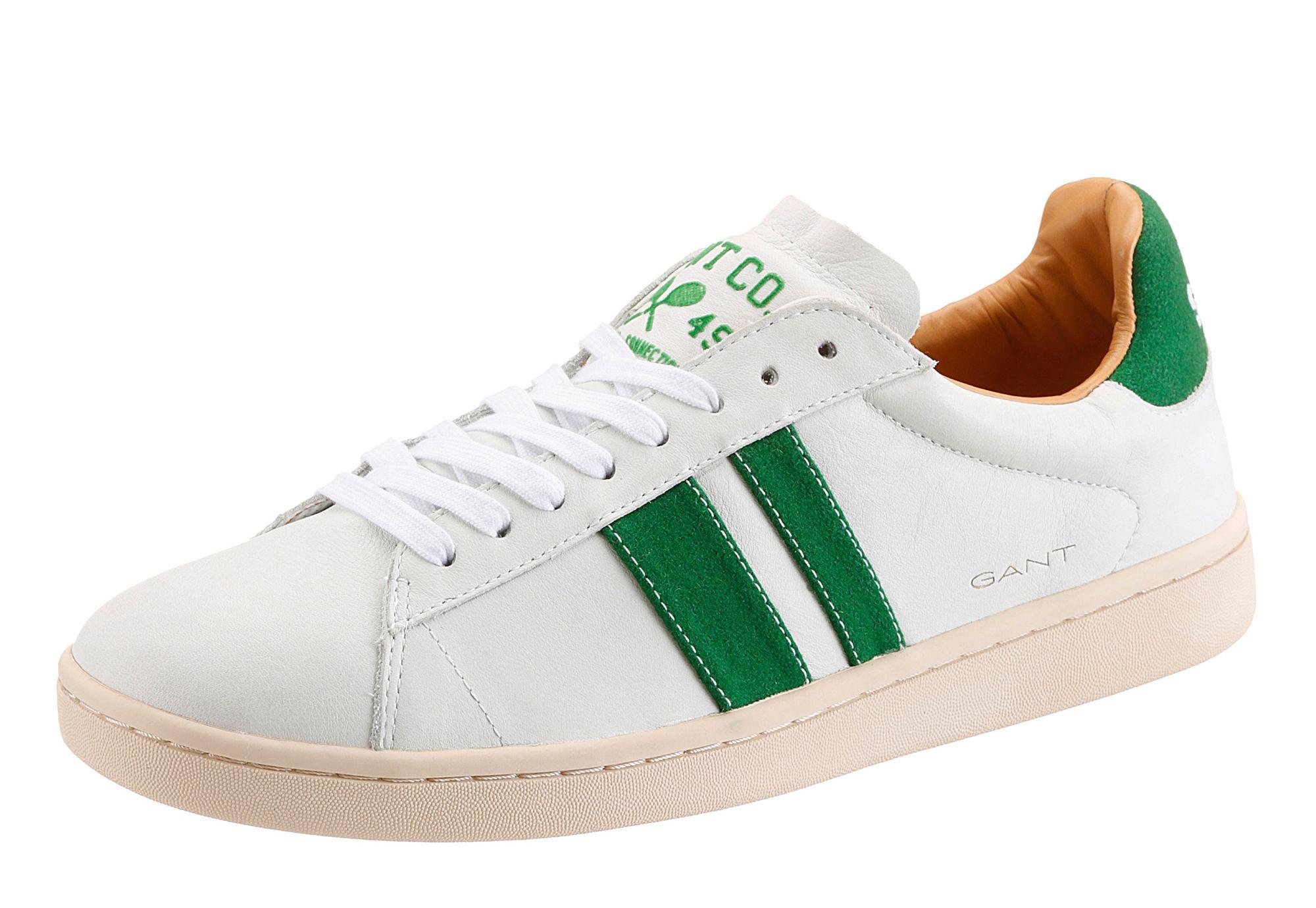GANT FOOTWEAR GANT Sneaker mit Zierstreifen