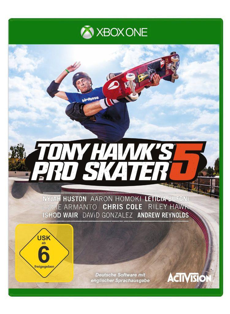 ACTIVISION Activision XBOX One - Spiel »Tony Hawk Pro Skater Pro 5«