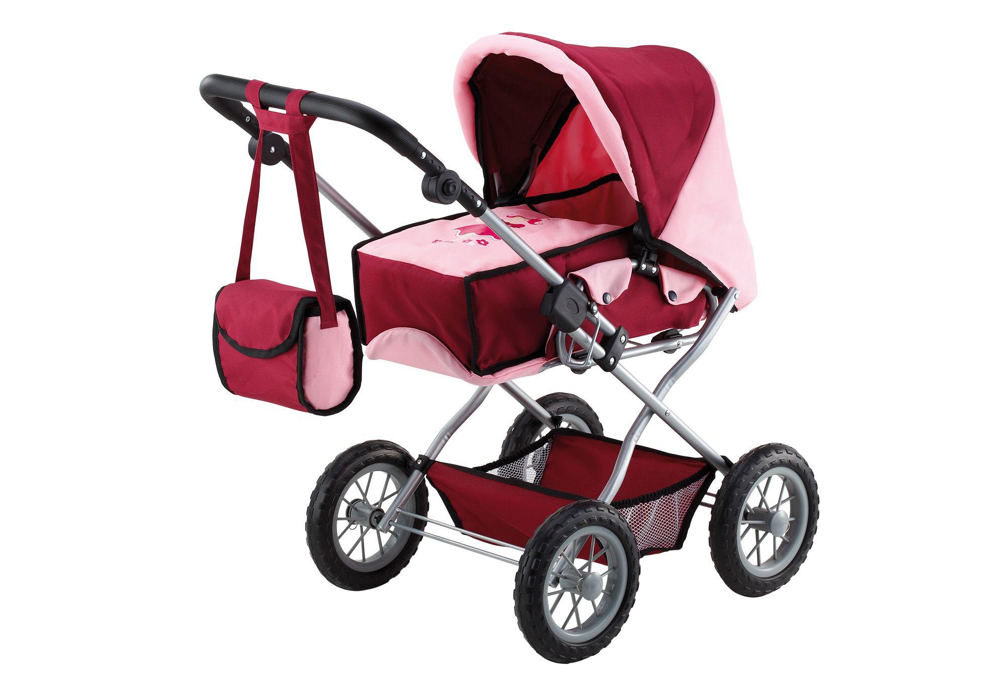 BAYER Bayer Design Kombi-Puppenwagen, »Grande, Prinzessin«