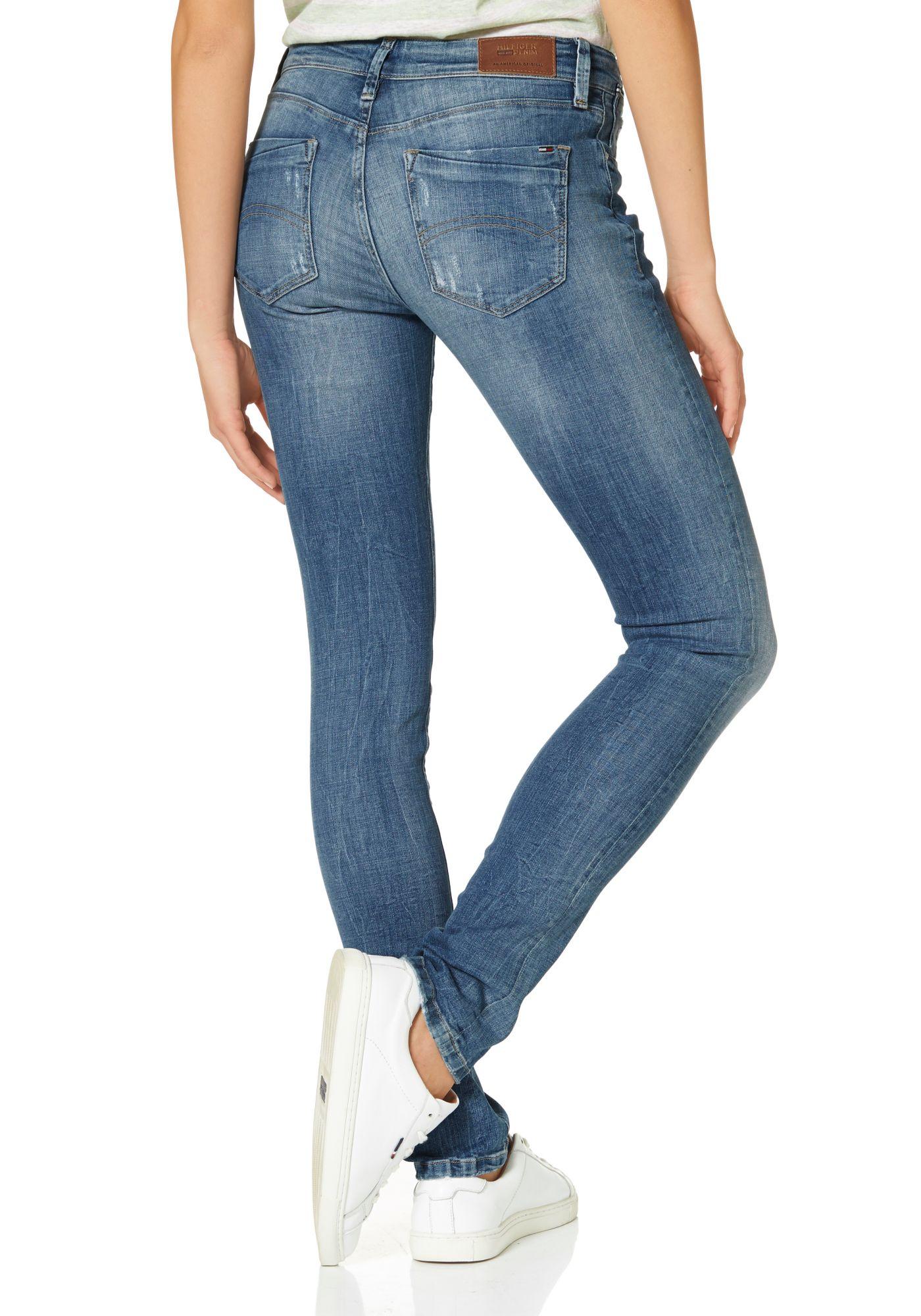 HILFIGER DENIM Hilfiger Denim Destroyed-Jeans »Naomi«