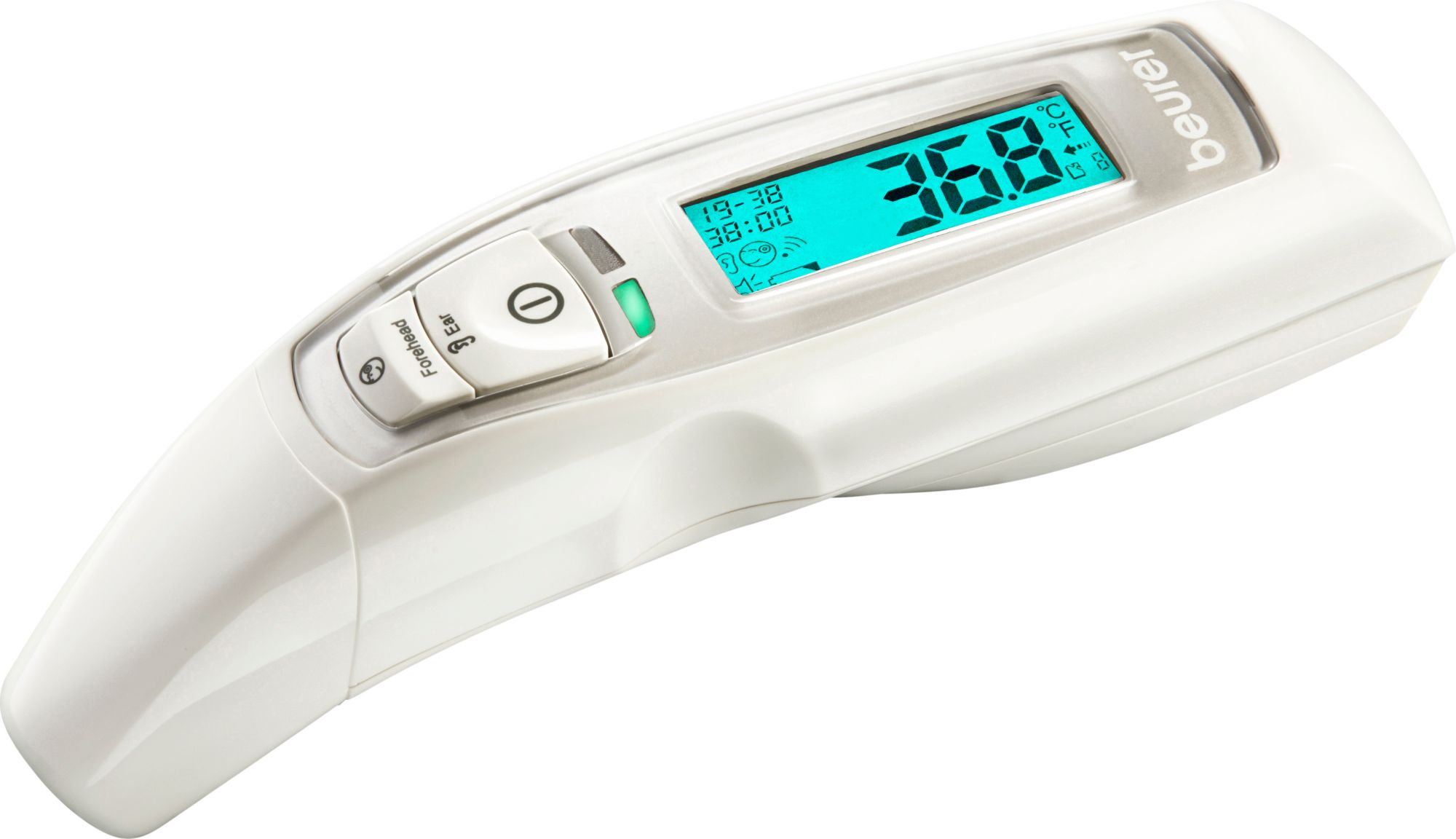 BEURER 7-in-1-Multifunktionshermometer FT70, Thermometer