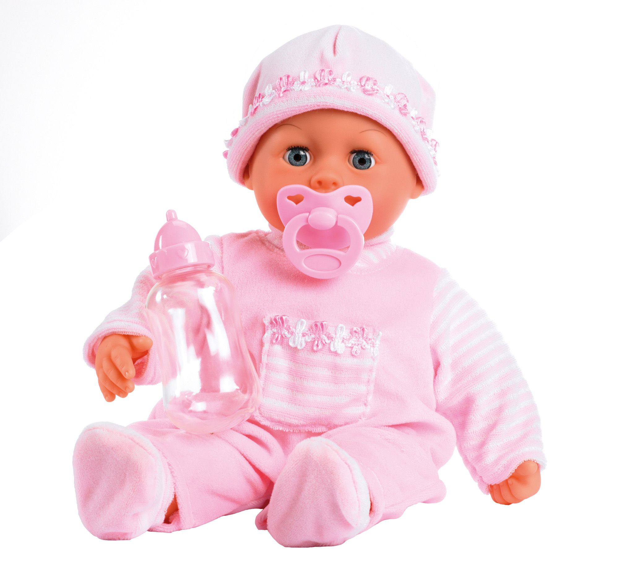 BAYER Bayer Design Babypuppe, »First Words«