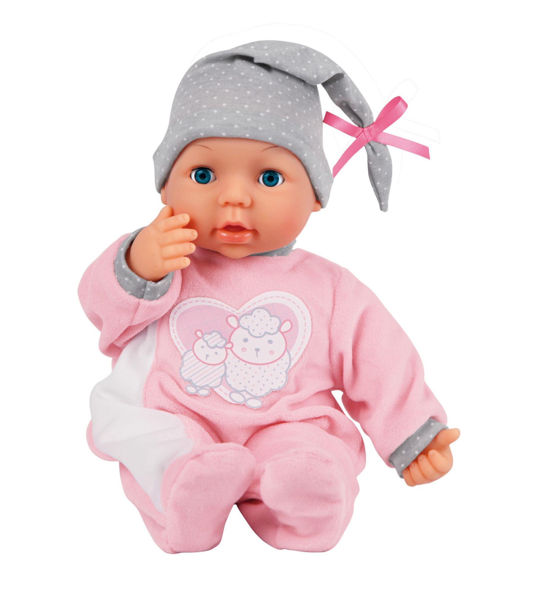 BAYER Bayer Design Babypuppe, »My Piccolina Interactive«