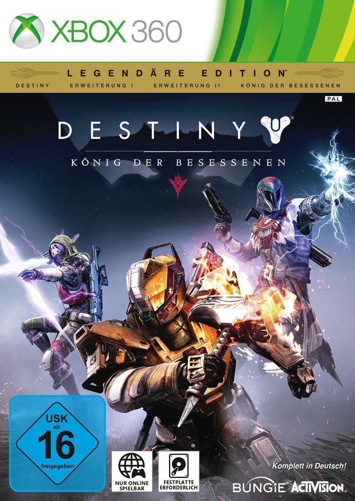 ACTIVISION Activision XBOX 360 - Spiel »Destiny - König der Besessenen (Legendäre Edition)«