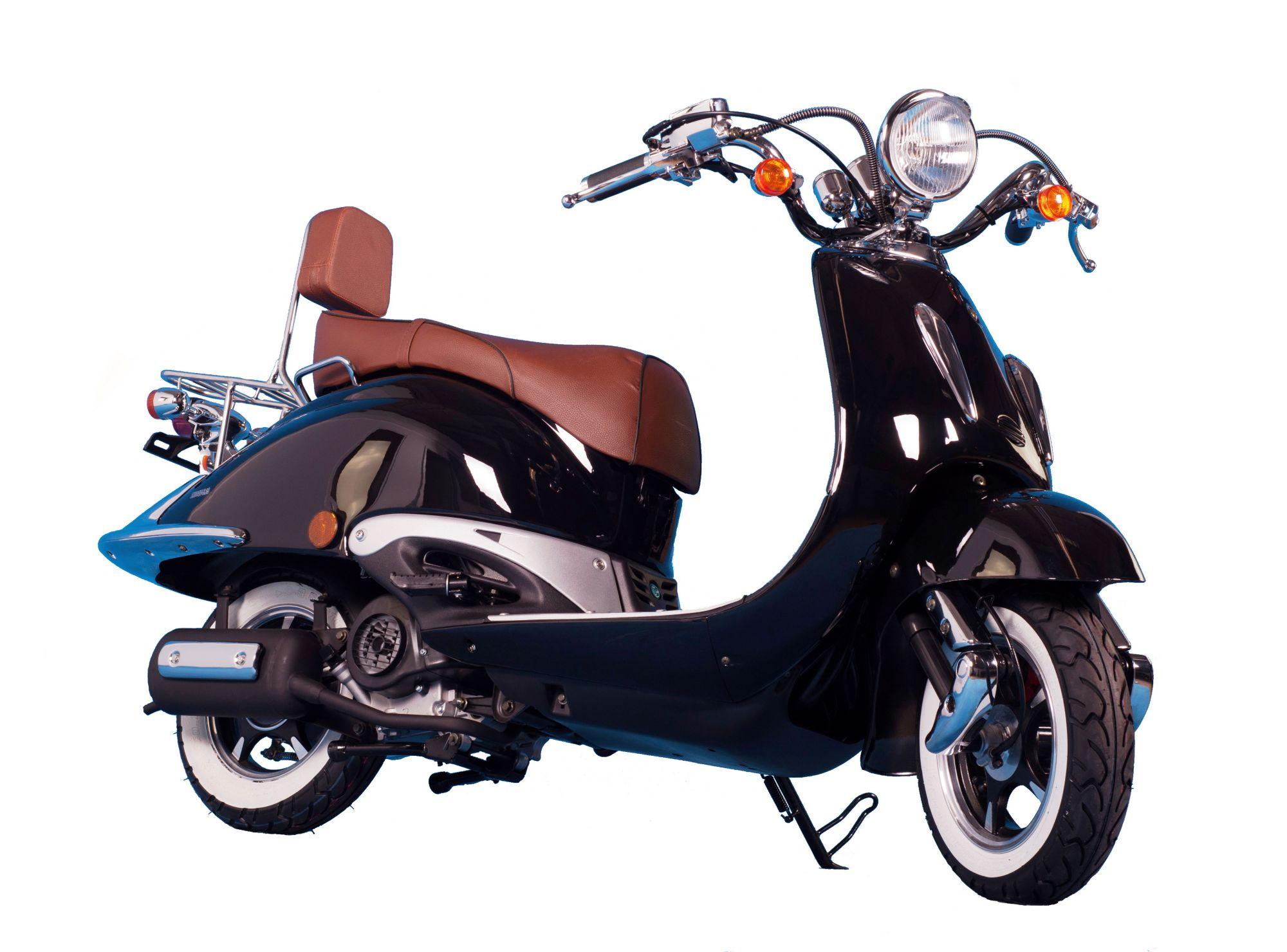 GT UNION Gt Union Motorroller »Strada«, 50 ccm, 45 km/h