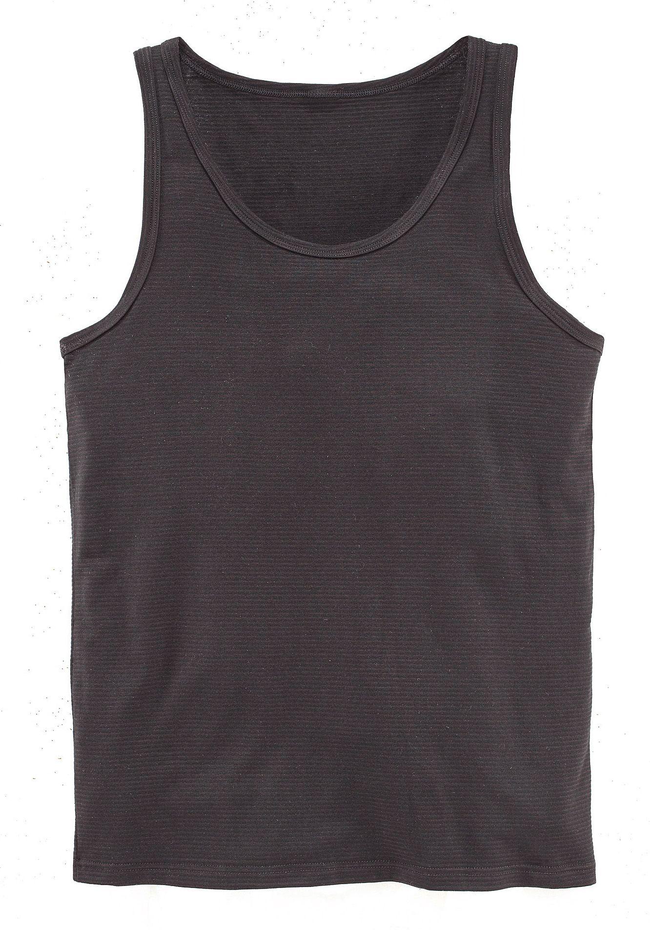 AMMANN Ammann Unterhemd »Modern«, mit feiner Ringeloptik
