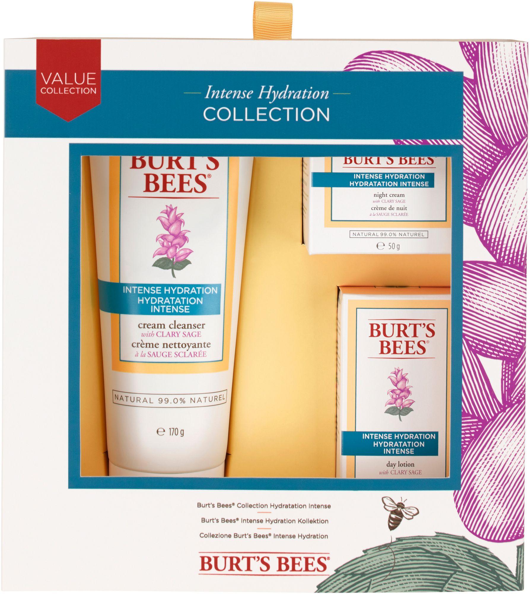 BURT´S BEES Burt´s Bees, »Intense Hydration«, Promo-Box & Kennenlernset (3-tlg.)