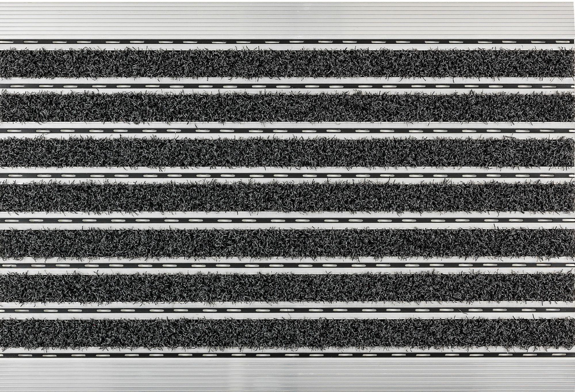 ASTRA Fußmatte, Astra, »Scraper«, mit Aluminiumrahmen