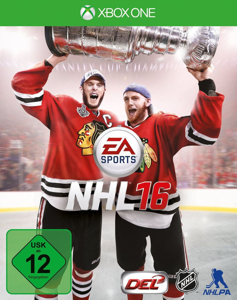 ELECTRONIC ARTS Electronic Arts XBOX One - Spiel »NHL 16«