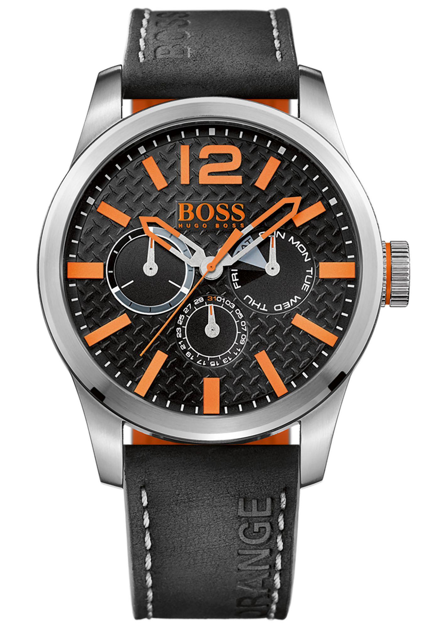 BOSS ORANGE Boss Orange Multifunktionsuhr »PARIS MULTIEYE, 1513228«