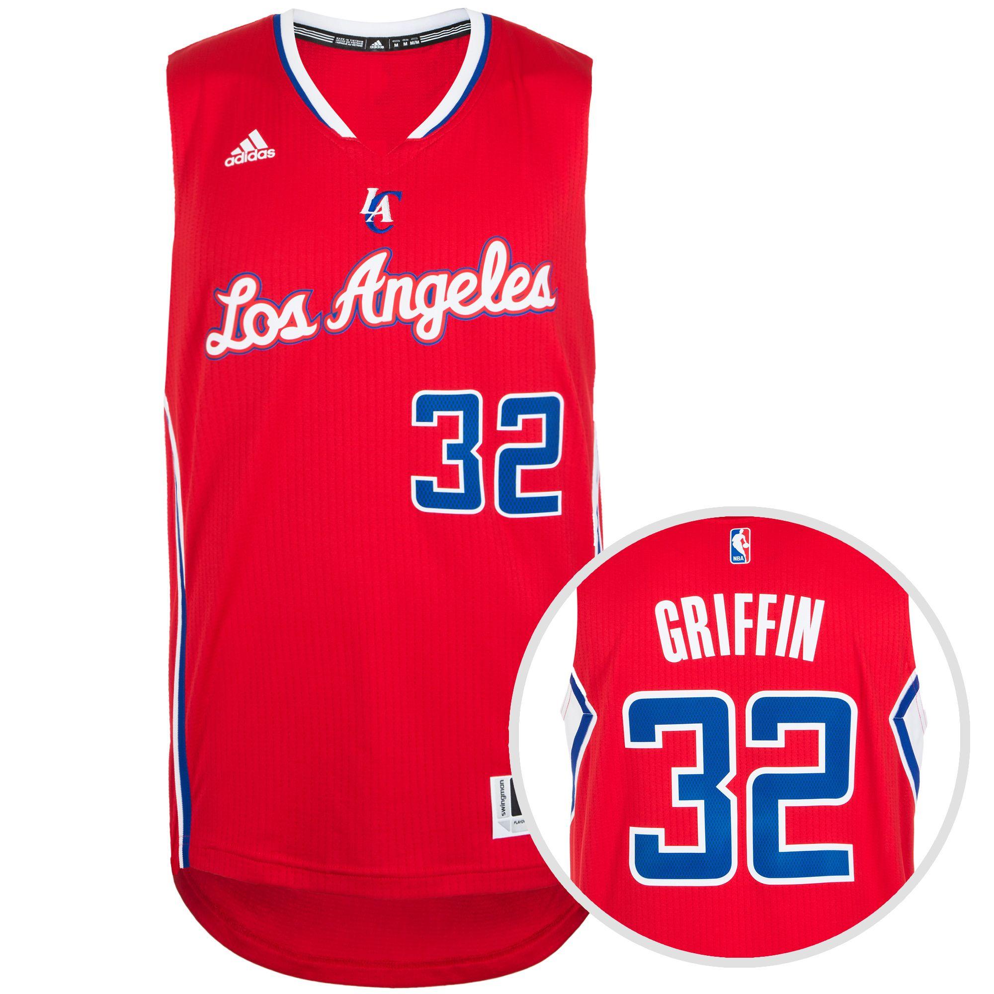 ADIDAS PERFORMANCE adidas Performance LA Clippers Griffin Swingman Basketballtrikot Herren