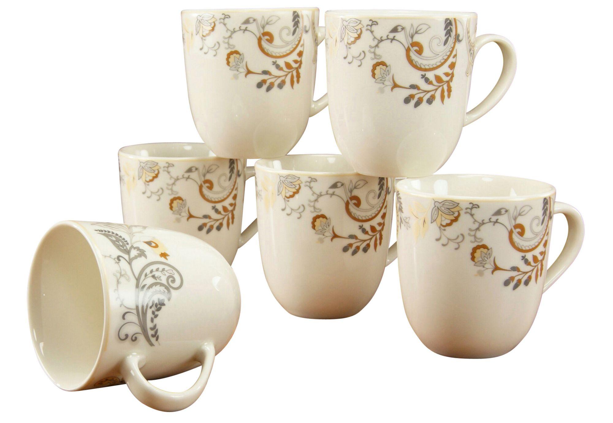 CREATABLE CreaTable Kaffeebecher, Premiumporzellan, »Palacio«