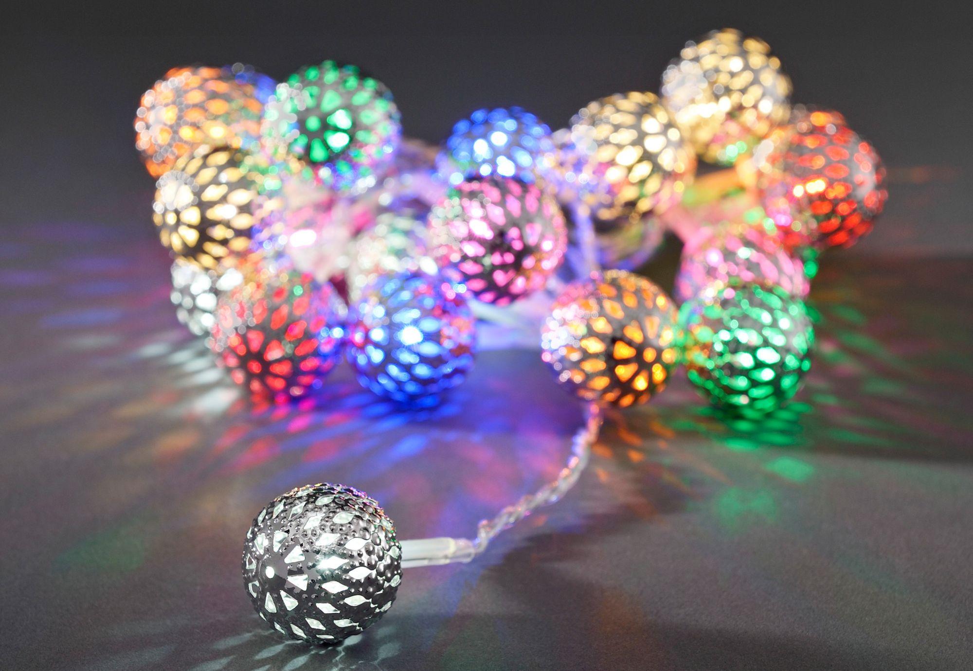 KONSTSMIDE Konstsmide LED Dekolichterkette