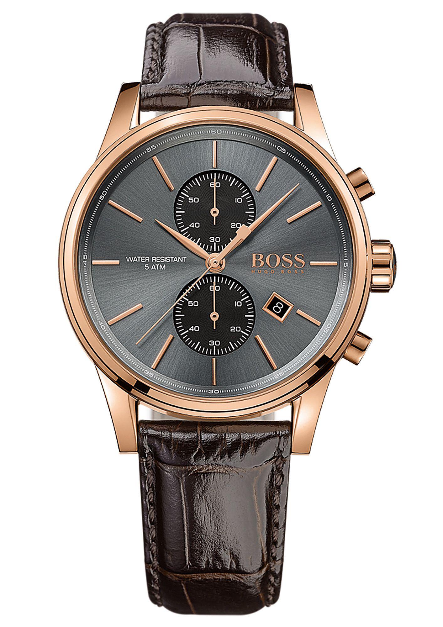 BOSS Boss Chronograph »JET, 1513281«