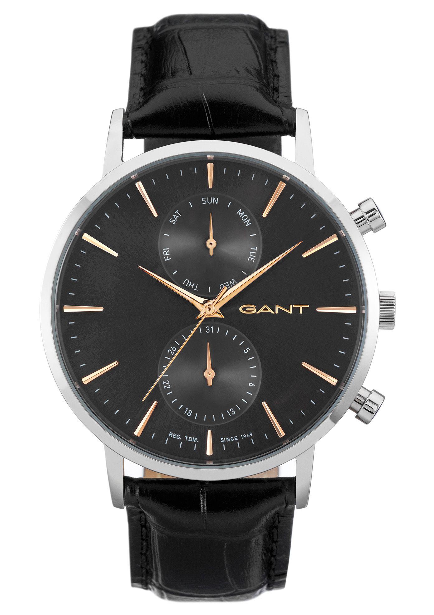 GANT Gant Multifunktionsuhr »PARK HILL DAY-DATE, W11202«