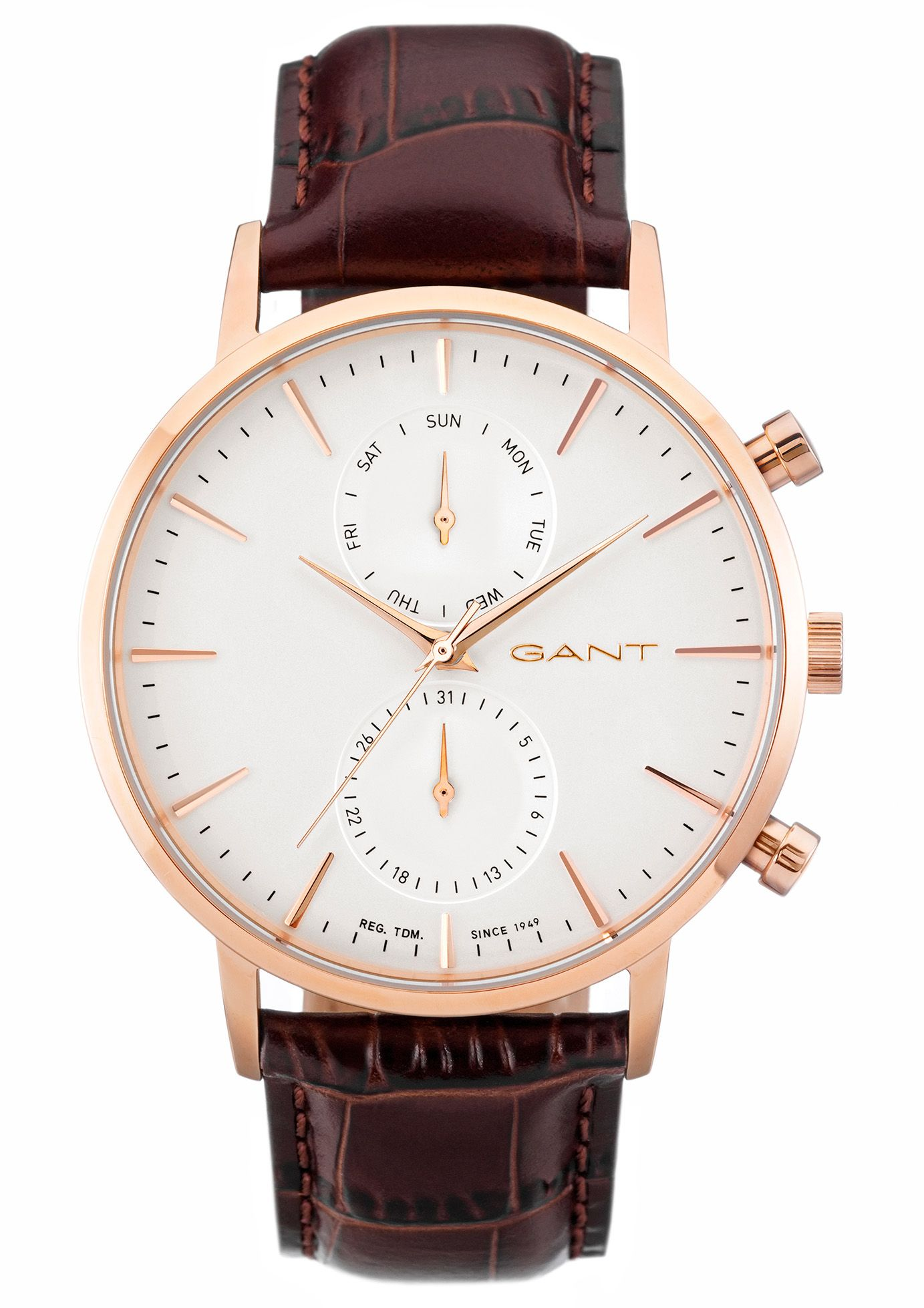 GANT Gant Multifunktionsuhr »PARK HILL DAY-DATE, W11203«