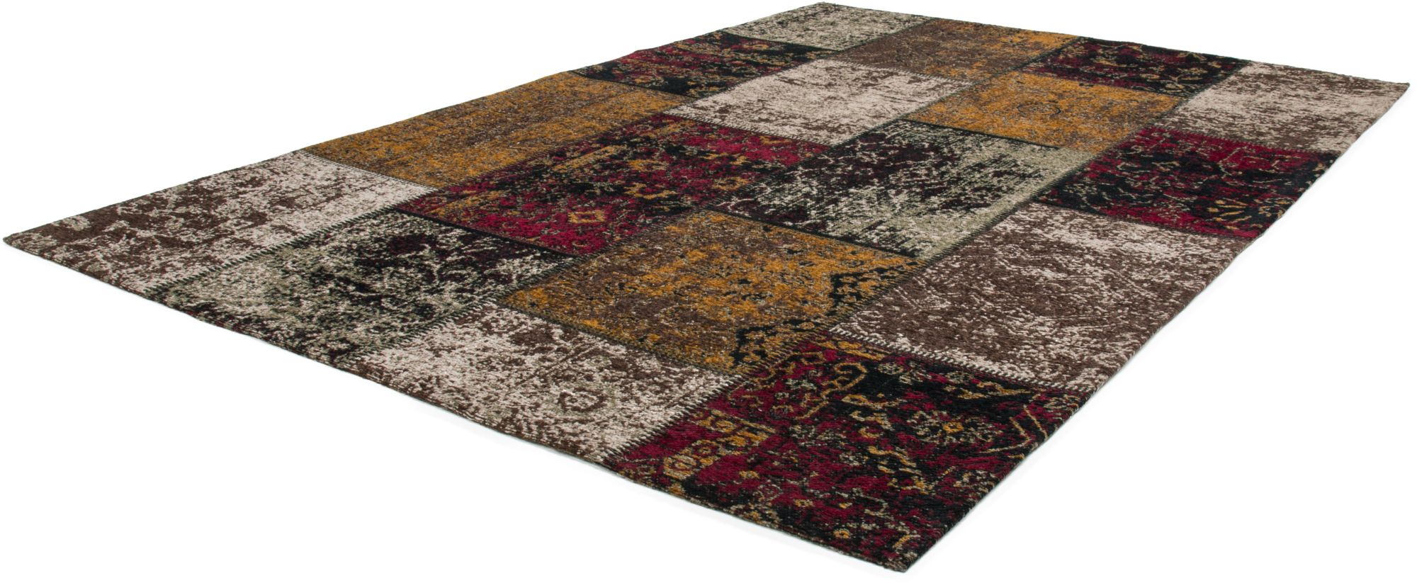 Teppich, »Cocoon990«, Lalee, rechteckig, Höhe 8 mm, handgewebt