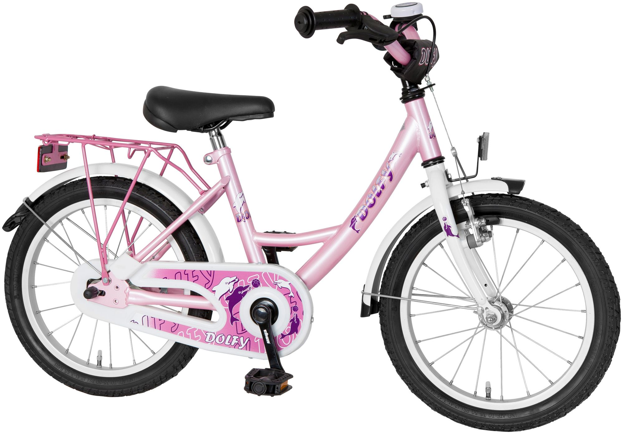 CYCLES4KIDS Cycles4Kids Kinderfahrrad »Dolfy, 40,64 cm (16 Zoll)«
