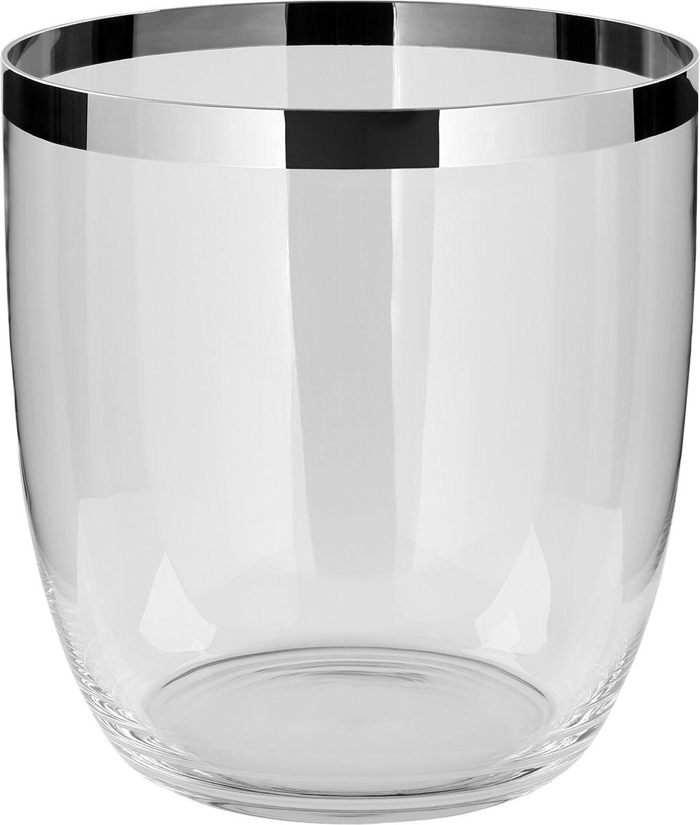 FINK Fink Vase oder Windlicht »DELUXE« mit schönem Platinumrand