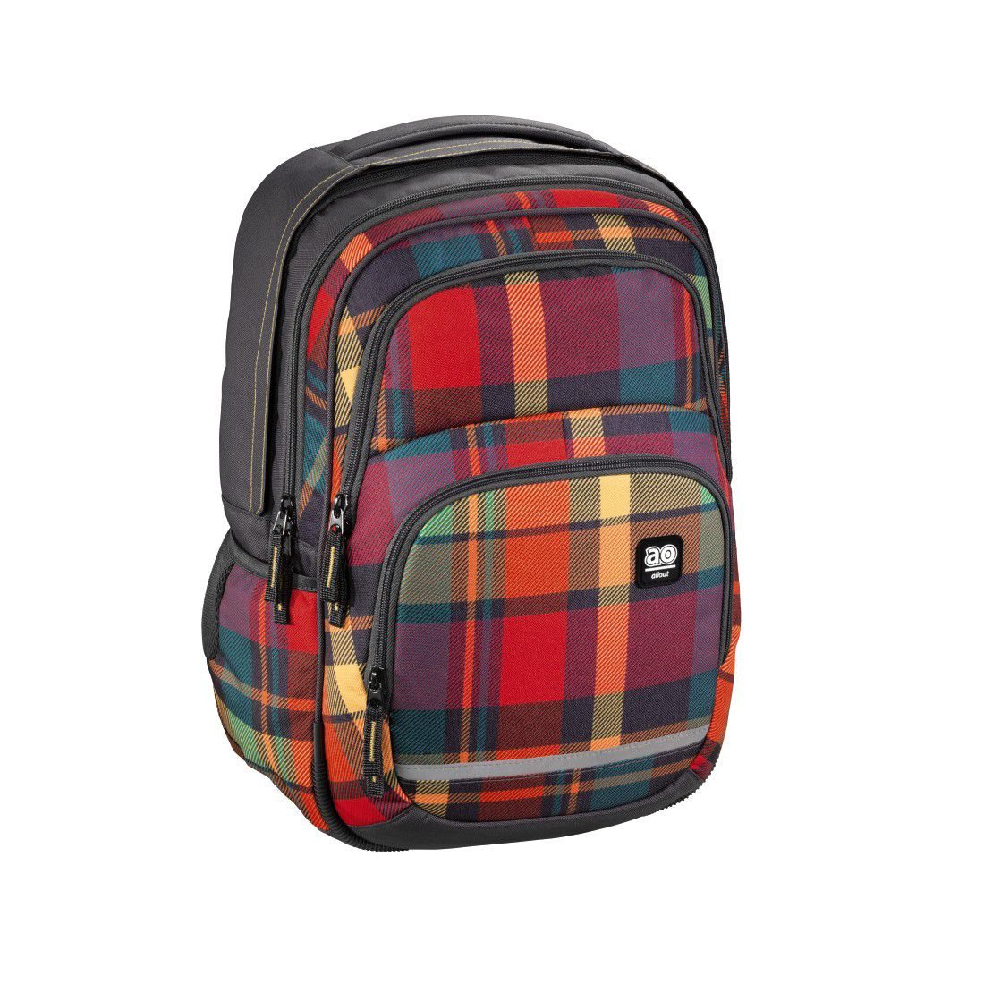 ALL OUT All Out Rucksack Blaby, Woody Orange