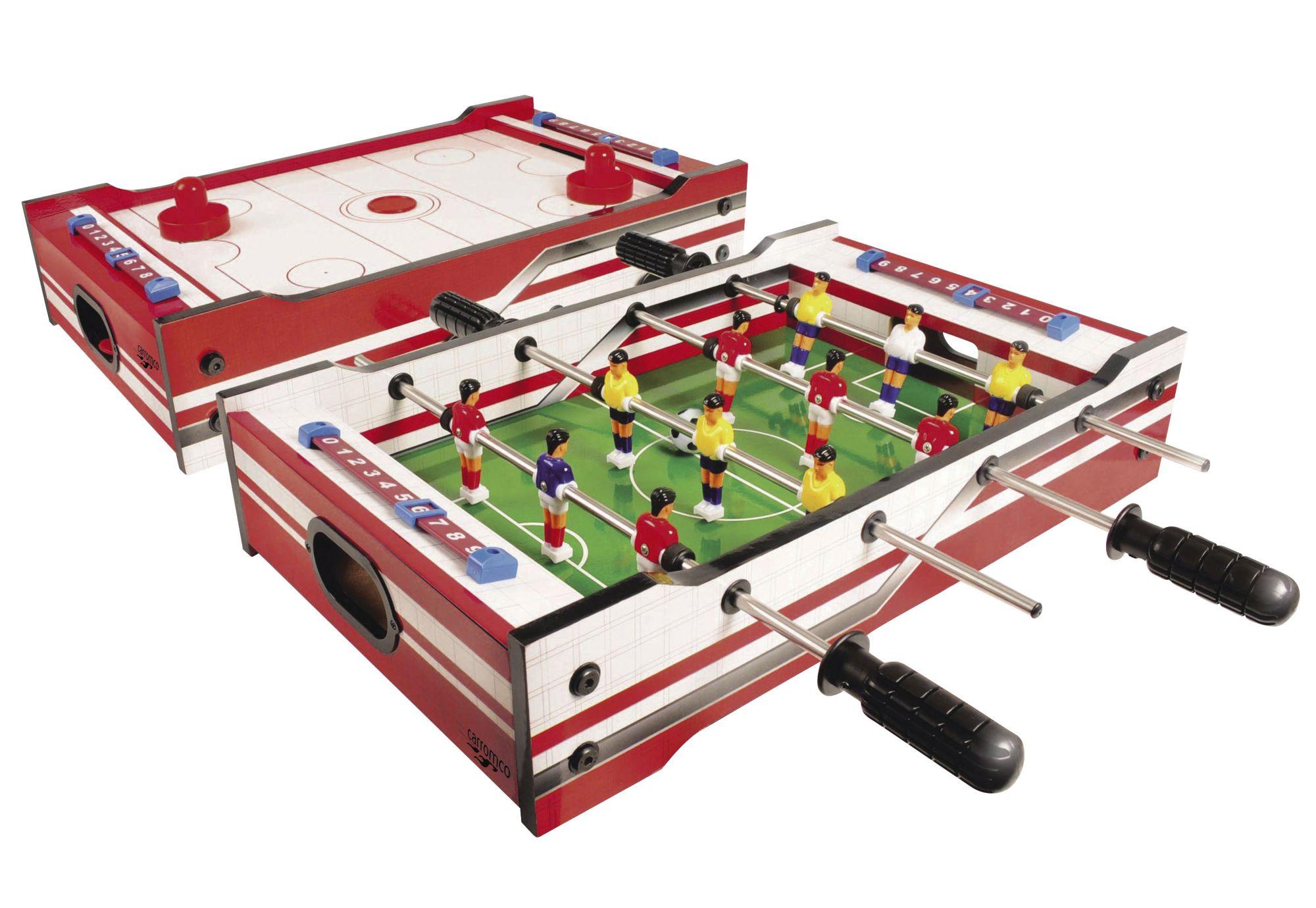 CARROMCO Carromco Multi-Spiel 2in1, »MultiSpiel FLIP-XM«