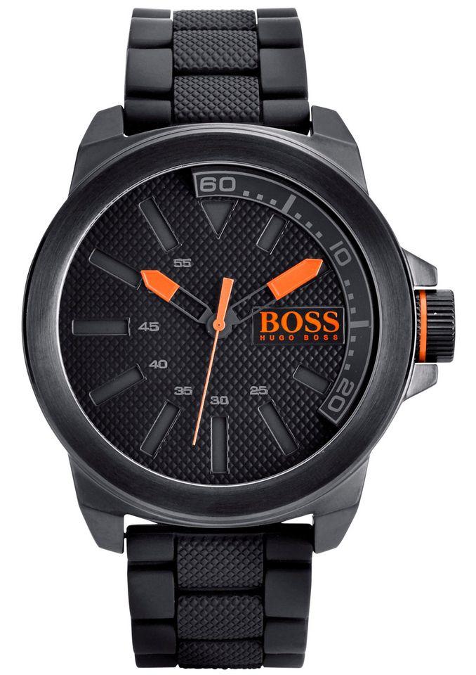BOSS ORANGE Boss Orange Quarzuhr »NEW YORK, 1513004«