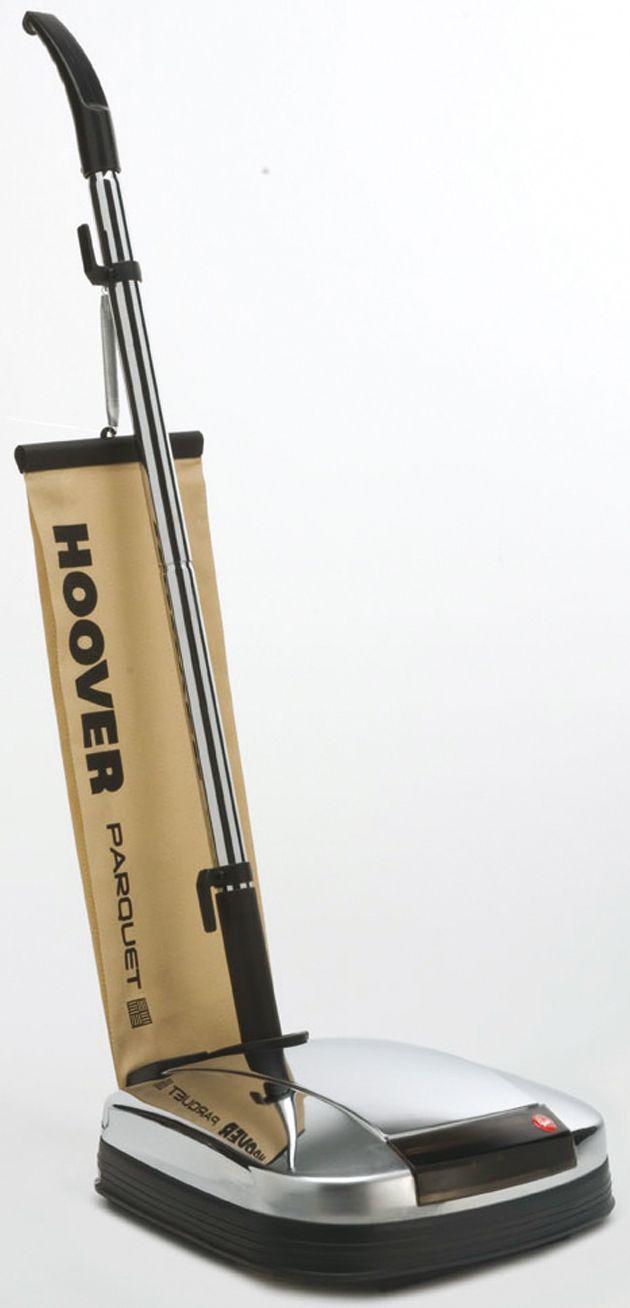 HOOVER Hoover Saugbohner F38 PQ, beige/edelstahl