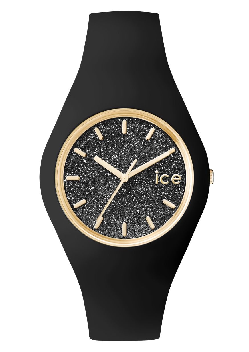 ICE WATCH ice-watch Quarzuhr »ICE glitter, ICE.GT.BBK.U.S.15«