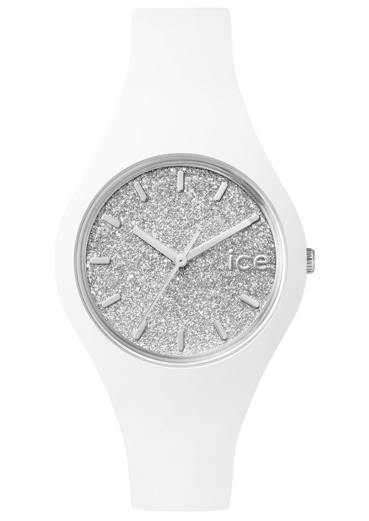 ICE WATCH ice-watch Quarzuhr »ICE glitter, ICE.GT.WSR.S.S.15«