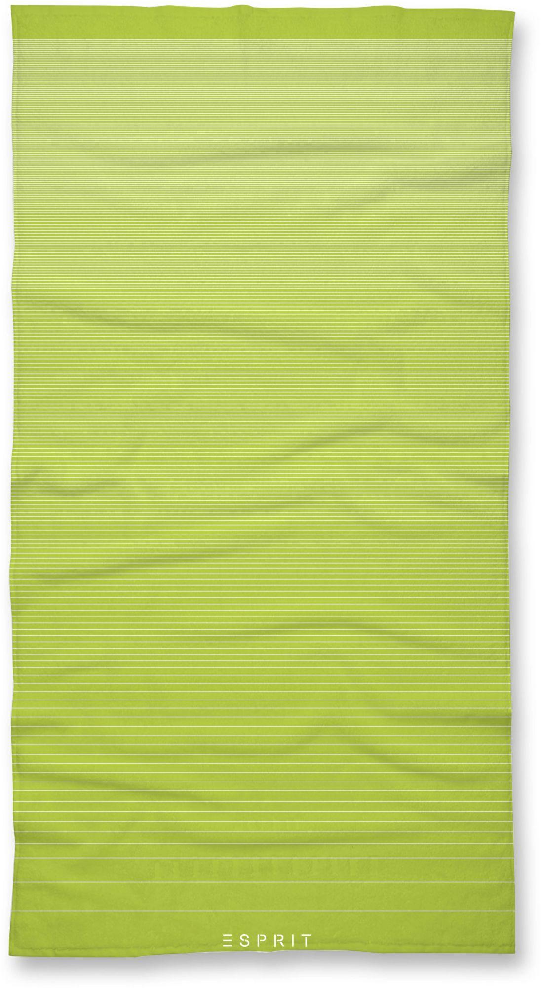 ESPRIT HOME Badetuch, Esprit, »Grade«, im modernen Streifen-Design