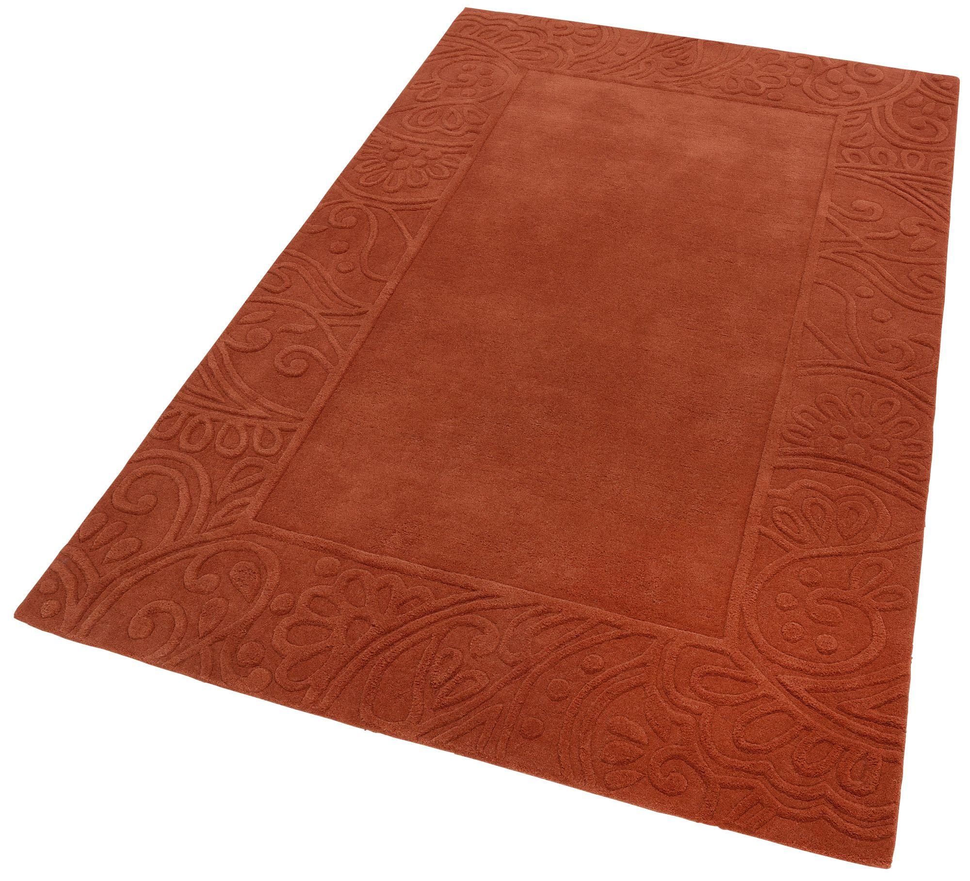 HOME AFFAIRE COLLECTION Teppich, Home affaire Collection, »Bhakta«, Höhe 11 mm, handgetuftet