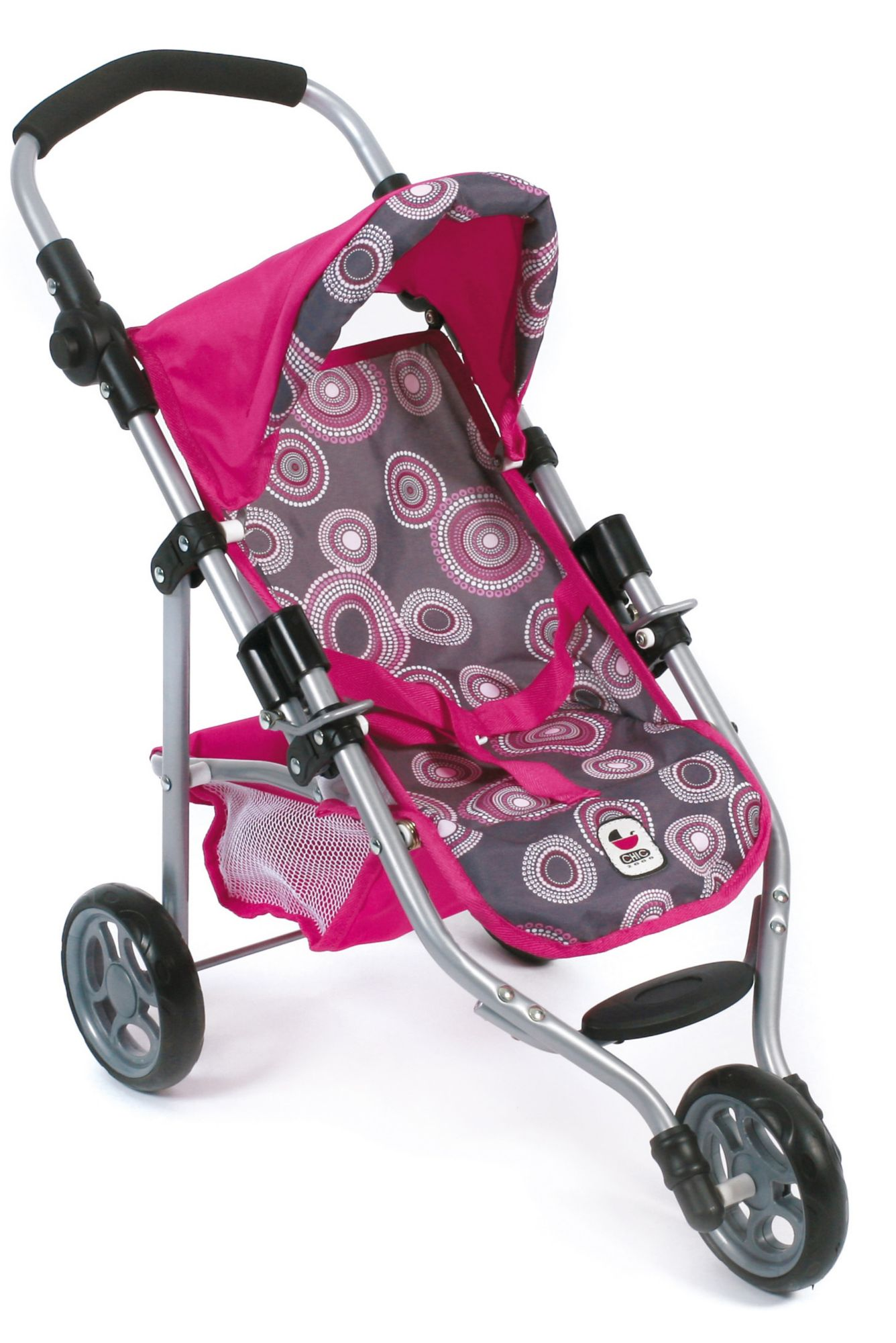 CHIC2000  Jogging-Buggy, »Lola, Hot Pink Pearls«