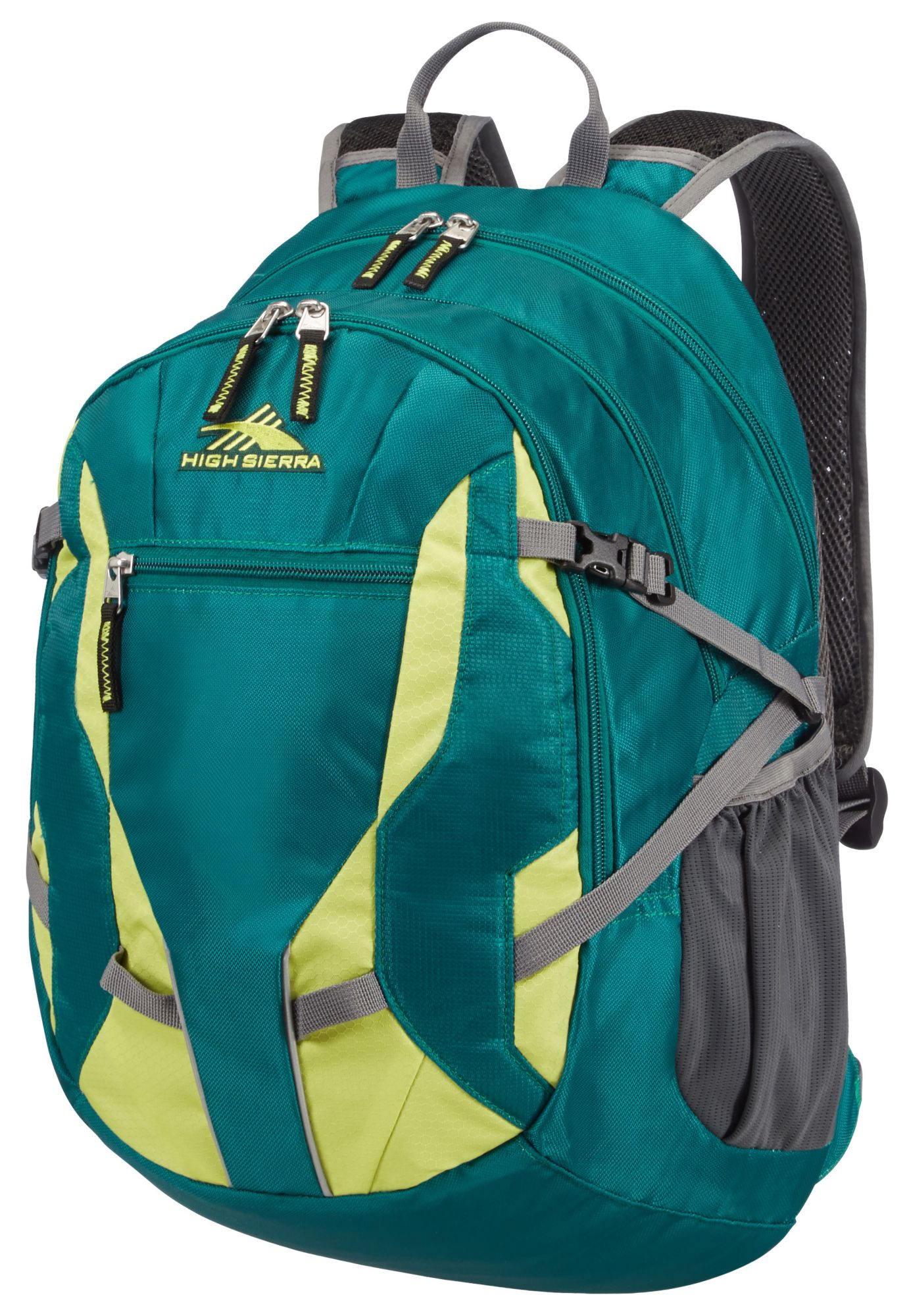 HIGH SIERRA  Schulrucksack mit gepolstertem 14-Zoll Laptopfach, »AGGRO²«